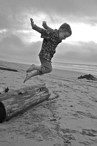 he loves the jumping pictures